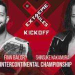 WWE・2019.7.14・エクストリームルールズ2019・試合結果・PART1【インターコンチネンタル王座戦~ラストマンスタンディングマッチ】