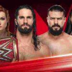 エクストリームルールズ2019直前回!ミックスドタッグマッチ!レイ・ミステリオ復帰!【WWE・RAW・2019.7.8・PART1】