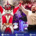 獣神サンダー・ライガーの現役最後のアレナメヒコ大会!ライガーボムで4WAYマッチに勝利!【CMLL・2019年7月】