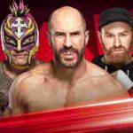 リコシェがUS王者・AJスタイルズへの挑戦権獲得!アンダーソン&ギャローズがRAWタッグ王座獲得!【WWE・RAW・2019.7.29・PART1】