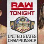 US王座戦、リコシェ対AJスタイルズ!AJがザ・クラブと再合体&ヒールターン!【WWE・RAW・2019.7.1・PART2】