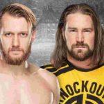 カシアス・オーノ対マーク・アンドリュース!ザイヤ・ブルックサイド、トニー・ストーム登場!【WWE・NXT UK・2019年7月】