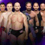 キャプテンズ・チャレンジマッチ!ウンベルト・カリーヨがコークスクリュースプラッシュで勝利!【WWE・205 LIVE・2019年8月】