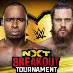 ジョーダン・マイルズ(元ACH)がブレイクアウトトーナメント優勝!紫雷イオのテイクオーバー初勝利!【WWE・NXT・2019年8月】