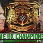 NXT UKベストバウト、ウォルター対タイラー・ベイト!【WWE・NXT UK・2020.4.23】