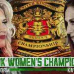 WWE・2019.8.31・NXT UK テイクオーバー:カーディフ・試合結果