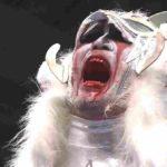 鬼神ライガー降臨!怒りの毒霧&テーブルパワーボムでタイチに制裁!【2012.6.16】