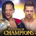 WWE・2019.9.15・クラッシュオブチャンピオンズ2019・試合結果・PART2【IC王座戦~ユニバーサル王座戦】