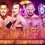 次期クルーザー級王座挑戦者決定戦、戸澤対ギャラハー対ローカン対デバリ対ニース対カリスト!【WWE・205 LIVE・2019年8月】
