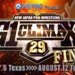 新日本プロレス・試合結果・2019.8.12・G1クライマックス29・最終日・優勝決定戦・PART1