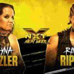 シェイナ・ベイズラー対リア・リプリー!ピート・ダン対エンジェル・ガルザ!【WWE・NXT・2019年9月】