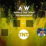 初代AEW世界タッグ王座決定トーナメントの組み合わせが決定!【AEW・2019年9月】