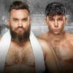 トレント・セブン対ノアム・ダー!【WWE・NXT UK・2019年9月】
