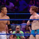 KUSHIDAが205 Live移籍!MSGデビュー戦をサクラバロックで勝利!【WWE・205 Live・2019年9月】