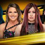 次期NXT女子王座挑戦者決定戦、紫雷イオ対キャンディス対ビアンカ対ミア!【WWE・NXT・2019.9.18・PART1】