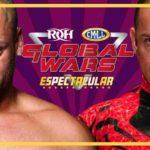 ROH・2019.9.7・グローバルウォーズエスペクタキュラー2019・2日目・試合結果