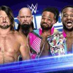 WWEドラフト!コフィがUS王者AJスタイルズに勝利!【WWE・スマックダウン・2019.10.11・PART2】