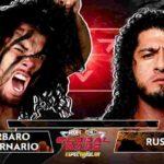CMLL襲来!ルーシュ対バルバロ・カベルナリオ!【ROH・#420】