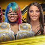 アスカ&カイリ・セインがNXT帰還、女子タッグ王座防衛!リプリーが紫雷イオを襲撃!【WWE・NXT・2019.10.30・PART1】