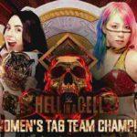 WWE・2019.10.6・ヘルインアセル2019・試合結果・PART1【キックオフショー~WWE女子タッグ王座戦】