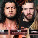 ルーシュ&ドラゴン・リーが内藤ムーブ連発!TKオライアンがROH離脱「もし再び試合ができるなら」【ROH・#430】