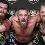 ギャラスがUKタッグ王座獲得!Aキッド、カミングスーン!【WWE・NXT UK・2019.10.17】