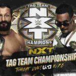 トマソ・チャンパ登場!NXTタッグ王座戦!NXT女子王座戦!【WWE・NXT・2019.10.2・PART2】