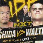 KUSHIDAが2度目のタイトル挑戦へ「確固たる自信があります」【WWE・2019年10月】