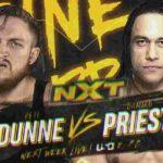 ピート・ダン対ダミアン・プリースト!KUSHIDAは左手のヒビで1カ月欠場!【WWE・NXT・2019.10.16・PART2】