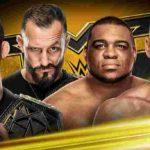 NXTタッグ王座戦、アンディスピューテッドエラ対キース・リー&ダイジャコビッチ!【WWE・NXT・2019.11.27・PART1】