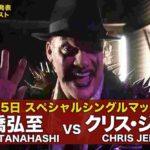 2020.1.5・レッスルキングダム14・東京ドーム大会・2日目の第2弾・対戦カードが決定!【新日本プロレス・2020年1月】