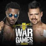 WWE・2019.11.23・NXTテイクオーバー:ウォーゲーム3の対戦カード