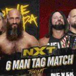 フィン・ベイラーとAJスタイルズが共闘!元バレットクラブ勢揃い!【WWE・NXT・2019.11.6・PART2】