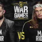 WWE・2019.11.23・NXTテイクオーバー:ウォーゲーム3・PART2【ベイラー対リドル~ウォーゲーム戦】