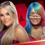 アスカ対ナタリア!オーエンズ対マッキンタイア!RAWがNXT、SDと乱闘!【WWE・RAW・2019.11.18・PART2】