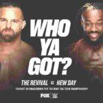 ニューデイがSDタッグ王座獲得!NXT UKがSD襲来!中邑真輔&セザーロ組!【WWE・スマックダウン・2019.11.8・PART1】