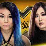 ラダーマッチ、紫雷イオ対ミア・イム!元スターダムのUK女子王者がイオに加勢!【WWE・NXT・2019.11.13・PART2】