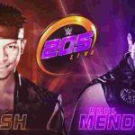 リオ・ラッシュ対メンドーサ!マンスール対ケンドリック!【WWE・205 LIVE・2019.11.8】