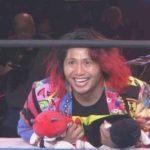 高橋ヒロムが1年4カ月ぶりに復帰、IWGPジュニアヘビー級王座挑戦表明!【新日本プロレス・2019年11月】