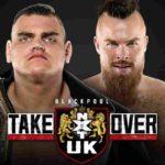 初対決、ウォルター対ジョー・コフィ!ブローザーウェイト結成!【WWE・NXT UK・2020.12.24】