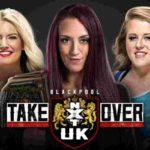WWE・2020.1.12・NXT UK テイクオーバー:ブラックプール2の対戦カード