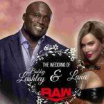 ラナ&ラシュリーの結婚式!ウェディングケーキから元ルセフが登場!オートンがAJにRKO!【WWE・RAW・2019.12.30・PART2】