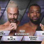 ウルティモ・ゲレーロ対PJブラック対ケニー・キング対イーライ・アイソム!【ROH・#428】