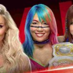 ハンディキャップマッチ、アスカ&カイリ・セイン対シャーロット!【WWE・RAW・2019.12.2・PART2】
