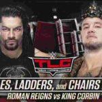 WWE・2019.12.15・TLC2019・試合結果・PART1【キックオフショー~TLC戦】