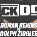 ロマン・レインズ対ドルフ・ジグラー!ベイリー&サーシャがエバンスを暴行!【WWE・スマックダウン・2019.12.6・PART2】