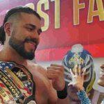 アンドラーデがUS王座初戴冠!【WWE・2019年12月】