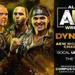 AEW世界タッグ王座戦、SCU対ヤングバックス!クリス・ジェリコ対ジャングルボーイ!【AEW・2019.12.18・EP12・後半】