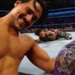 エンジェル・ガルザがクルーザー級王者を襲撃!【WWE・205 LIVE・2019.12.6】