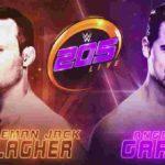 ジャック・ギャラハー対エンジェル・ガルザ!ギャラハーがGMにヘッドバット!【WWE・205 LIVE・2019.11.29】